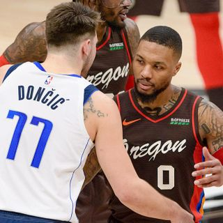NBA All-Star Game 2021: Luka Doncic says Damian Lillard 'maybe deserved' starting spot over him
