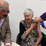 Australia's coronavirus vaccine rollout has begun, with Scott Morrison among the first to get the jab