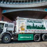 New York City is testing electric garbage trucks
