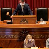 $6 billion coronavirus spending plan heading to Missouri governor's desk