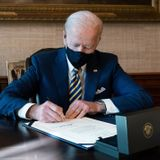 A Word About The Biden Return To 'Normalcy'