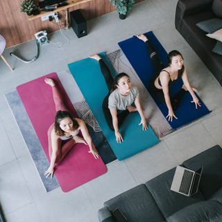 Perspective   Group exercise may be even better for you than solo workouts. Here's why.