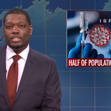 SNL under fire after actor jokes that Israel only vaccinating Jews