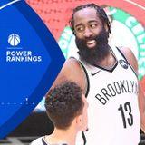 NBA Power Rankings: Nets on Jazz's heels for top spot; Lakers keep dropping; surging Raptors make big jump