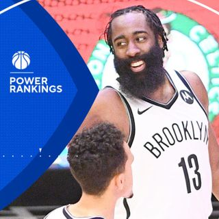 NBA Power Rankings: Nets on Jazz's heels for top spot; Lakers keep dropping; surging Raptors make big jump