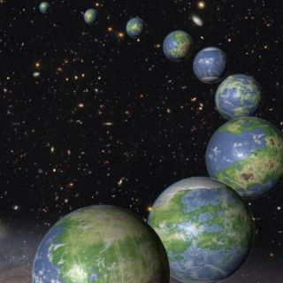 The Milky Way may be swarming with planets with oceans and continents like here on Earth