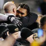 Former Idaho guard Mike Iupati quietly walks away from the NFL while still making a big impact for the Vandals