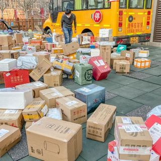 Chinese spend over 900b yuan in online Spring Festival shopping spree