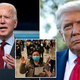Joe Biden cancels Donald Trump's 'tougher' citizenship test