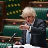 'All over by June' under Boris Johnson's roadmap for leaving lockdown - CityAM