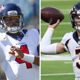 Justin Simmons Shares True Thoughts on Broncos' Watson vs. Lock Quandary