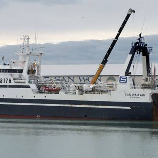 Seafood firm may not lose $20m vessel forfeited in fishing rules breach