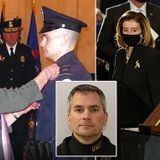 Capitol cop Brian Sicknick may have suffered fatal stroke, family says