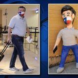 Sen. Ted Cruz Piñatas Created at Dallas Party Store