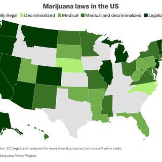 New Jersey just legalized marijuana