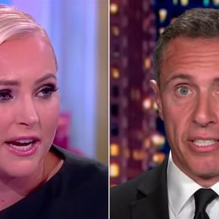 Meghan McCain torches Chris Cuomo and 'ghoul of a brother' for CNN 'comedy shows' amid nursing home scandal
