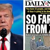 New York Daily News Uses Old Trump Quote To Mark 500,000 Dead From COVID-19