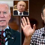 President Biden prepares to announce sanctions on Russia