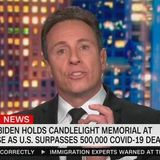 Cuomo: America Has 'Never Once Stopped to Honor' COVID Victims