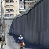Israel starts vaccinating its East Jerusalem residents beyond security barrier