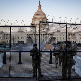 Security officials in charge on Jan. 6 tell Congress conflicting stories