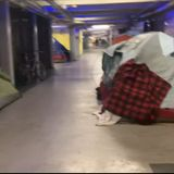Homeless encampment growing at PATCO stop in Center City