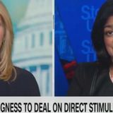 'Doesn't Make Any Political Sense': Rep. Pramila Jayapal Says People Shouldn't Get Less From Biden Than They Got From Trump