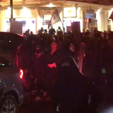 Protesters Take To The Street After Grand Jury Votes Not To Charge Officers Involved In Daniel Prude's Death