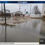 Raw sewage spilling onto NJ city street for a week