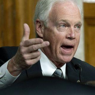Ron Johnson uses Senate hearing on January 6 insurrection to push absurd conspiracy theory
