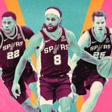 The Spurs Have One of the NBA's Best Lineups—on the Bench