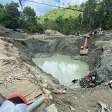 Indonesia gold mine collapse leaves three dead, more buried on Sulawesi island - ABC News