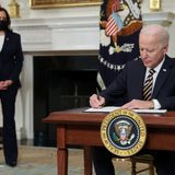 Biden overturns Trump ban on many green card applicants