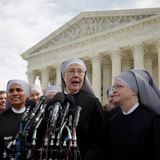 Becerra: 'I Have Never Sued Any Nuns' | National Review