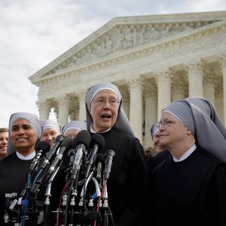 Becerra: 'I Have Never Sued Any Nuns'   National Review