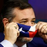 "Ted Cruz has raided campaign funds for travel ""security"" (but apparently not in Cancún)"