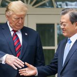 Trump's approach to South Korea hurt alliance, analysts say