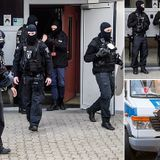 Germany launches huge SWAT-team raids in Berlin