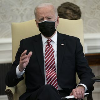 Biden backs studying reparations as Congress considers bill