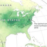 New Climate Maps Show a Transformed United States