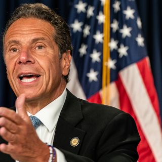 N.Y. Gov. Cuomo Accused Of Sexual Harassment By Former Adviser In His Administration