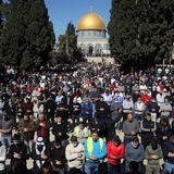 Abbas said to veto Israeli vaccination station on Temple Mount