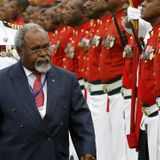 Somare, PNG's 'father of the nation' dead at 84 - France 24