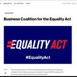 Big Business Helps Leftists Push Highly Destructive 'Equality Act'