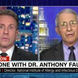 Finally: Okay, yes, vaccinated people can get together and socialize, says Fauci