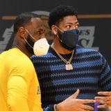 Anthony Davis on his injury, Lakers slide and stepping into a coaching role