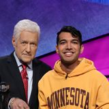 Jeopardy!: University of Minnesota Sophomore Wins $100,000 in College Championship — 'I'm So Proud and Happy'