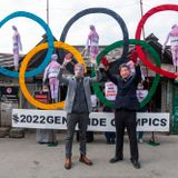 China will host the 2022 Winter Olympics while accused of genocide. Should the world boycott?