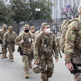 The National Guard Has Been In DC For 50 Days, And It's Still Unclear When Troops Can Return Home