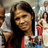 Homeless couple surprised with a wedding